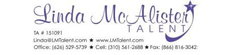 Linda McAlister Talent - Los Angeles